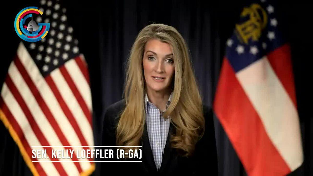 Sen. Kelly Loeffler (R-GA) discusses Electoral College certification