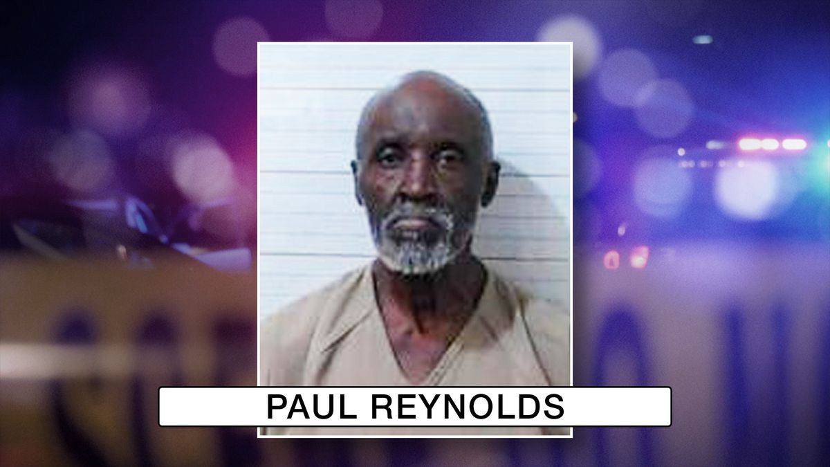 67-year-old Paul Reynolds is charged with murder after a stabbing early Wednesday morning.