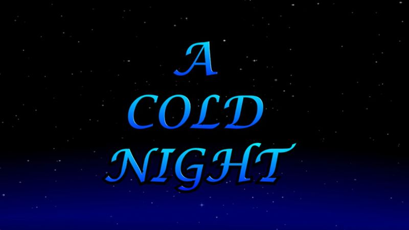 cold night