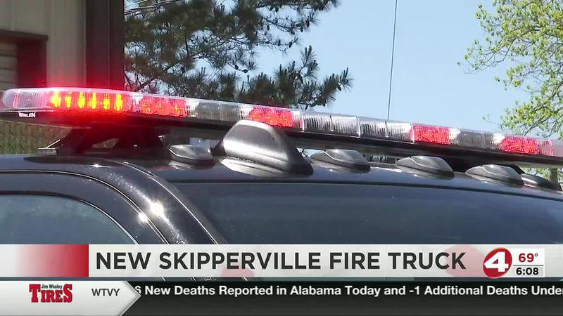Skipperville Fire Truck