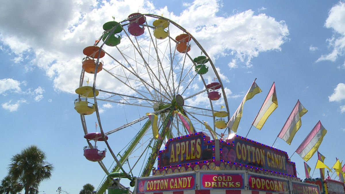 The festival will open its gates Tuesday at 4 p.m. (WJHG/WECP)