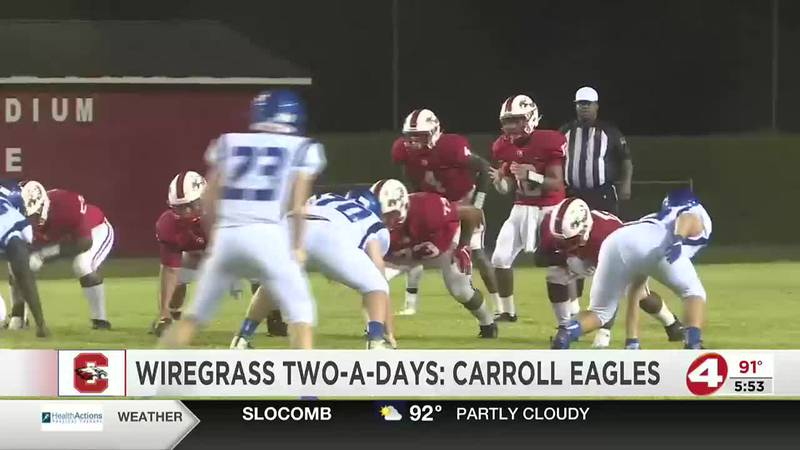2021 Wiregrass Two-A-Days: Carroll Eagles