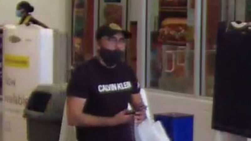 Troy police searching for fraudulent use of credit card suspect