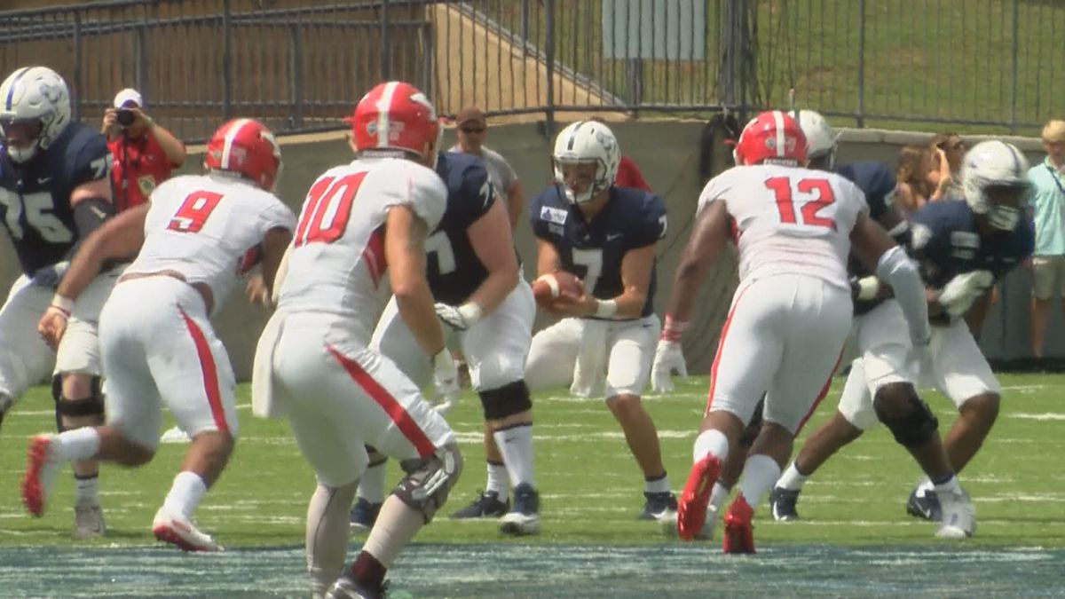 The Samford football team dropped a 45-22 decision to Youngstown State in the Guardian Credit Union FCS Kickoff Saturday afternoon at Cramton Bowl.
