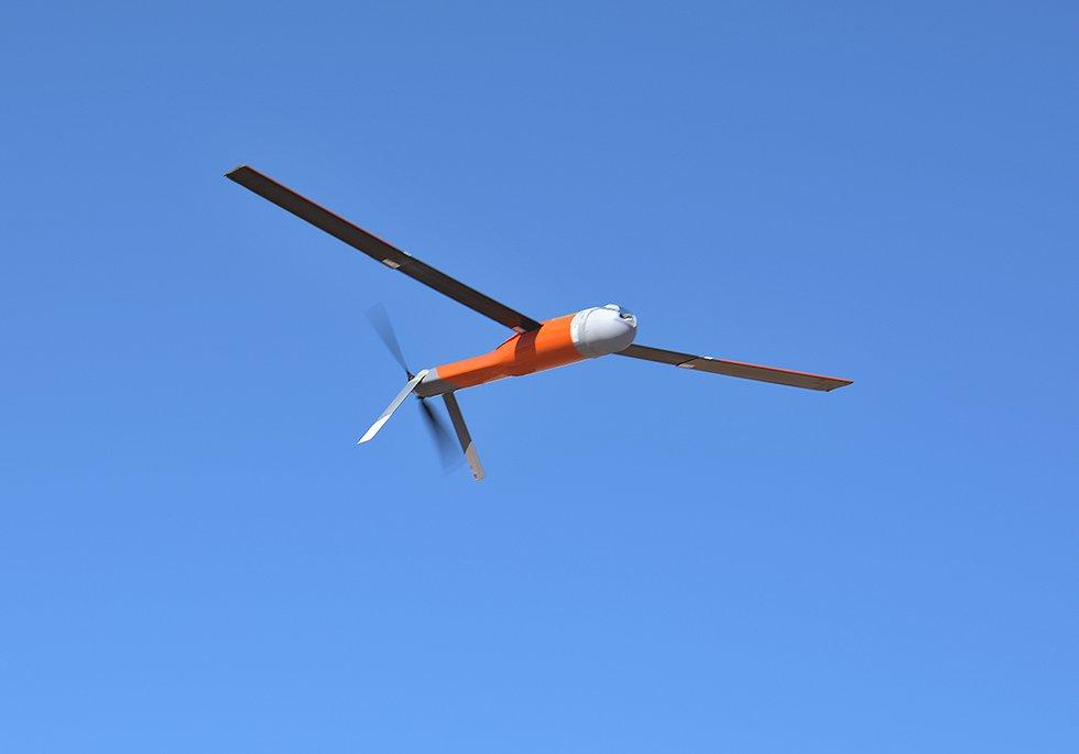 NOAA hopes to test the ALTIUS-600 in hurricanes this season