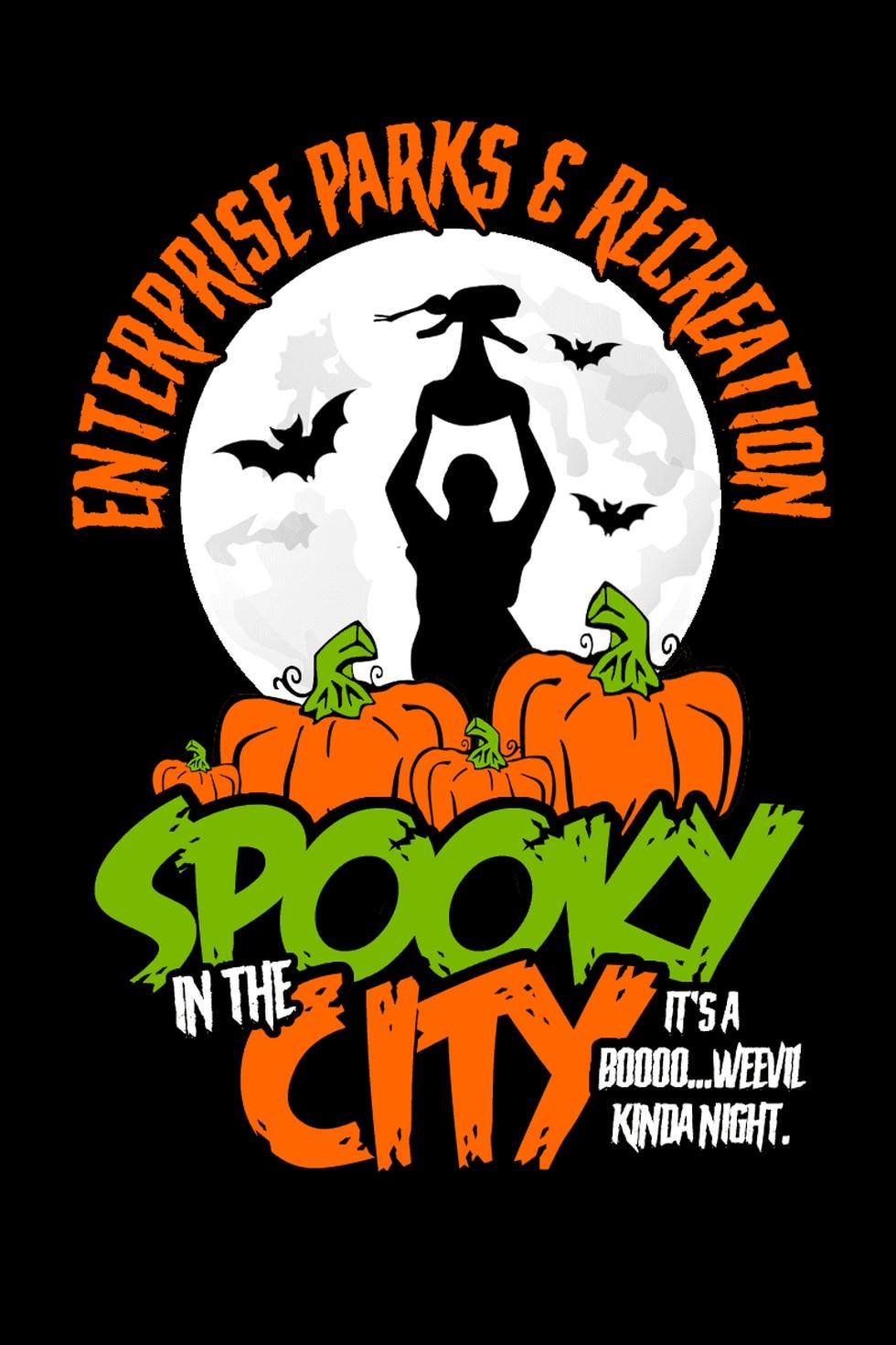 Spooky in the City, Halloween event in Enterprise, Ala.