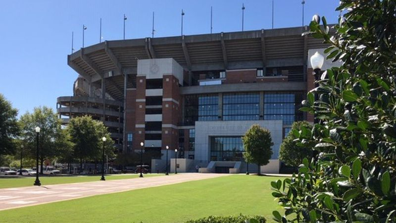 Bryant-Denny stadium to be at 50% capacity for A-Day