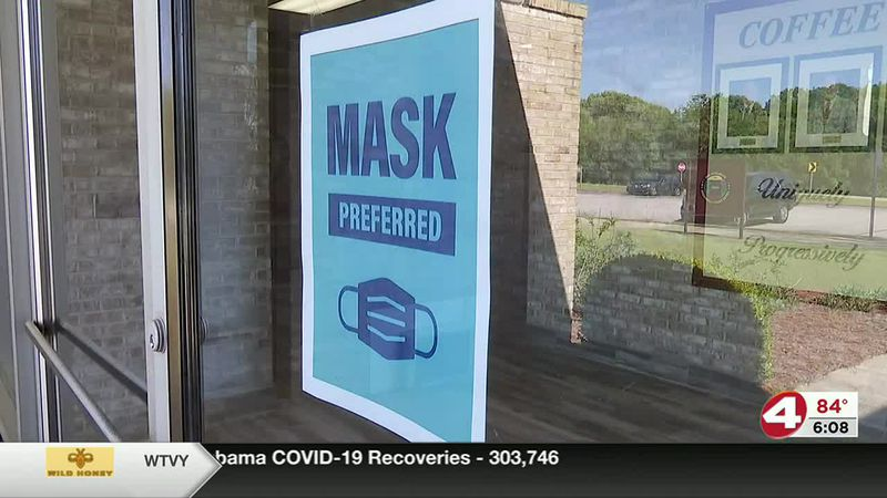 Coffee County masks preferred