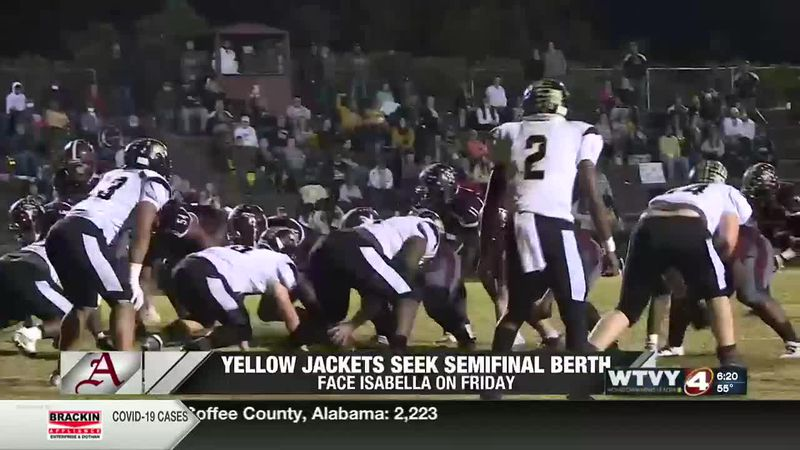 Abbeville prepares for quarterfinal battle with Isabella