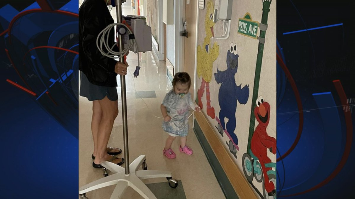 A Tallahassee toddler is now battling kidney disease and COVID-19 after catching the virus at a...