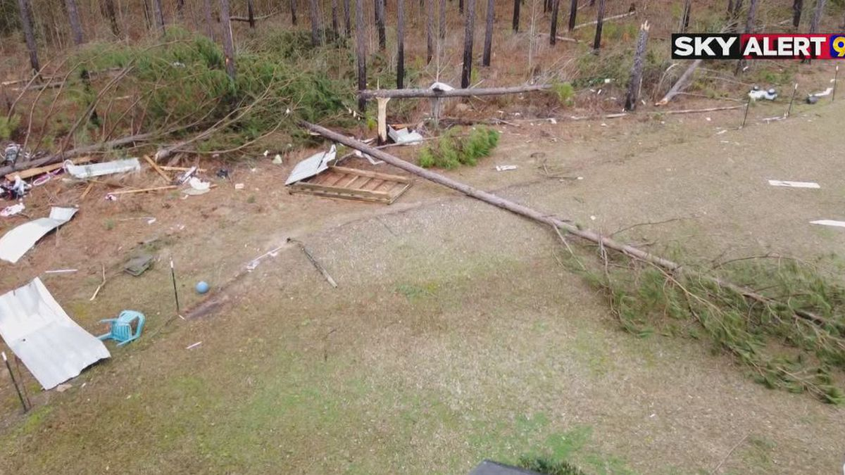 Barbour Co. tornado is a good reminder to be prepared for severe weather, residents say (Source: WTVM)