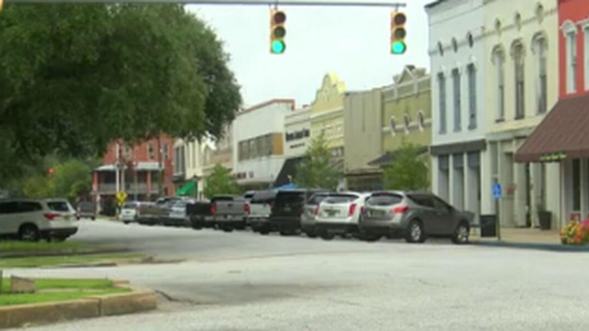File Photo: Eufuala, Alabama