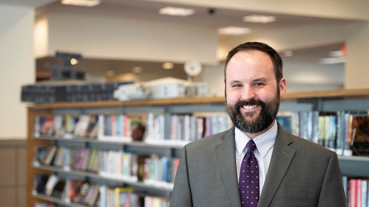 The Dothan Houston County Library System has announced the appointment of Christopher Warren as...