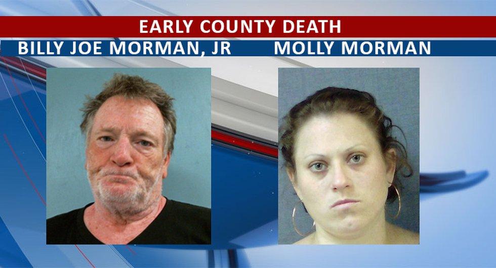 Both are in custody