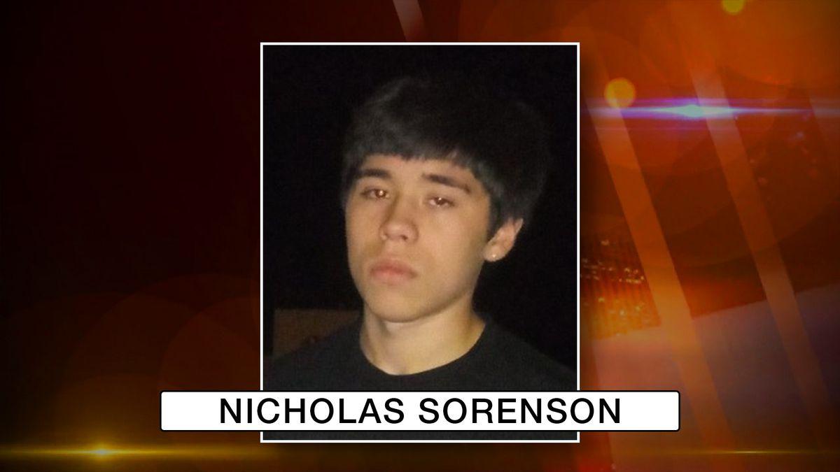 Nicholas Sorenson (Source: Enterprise Police Department)