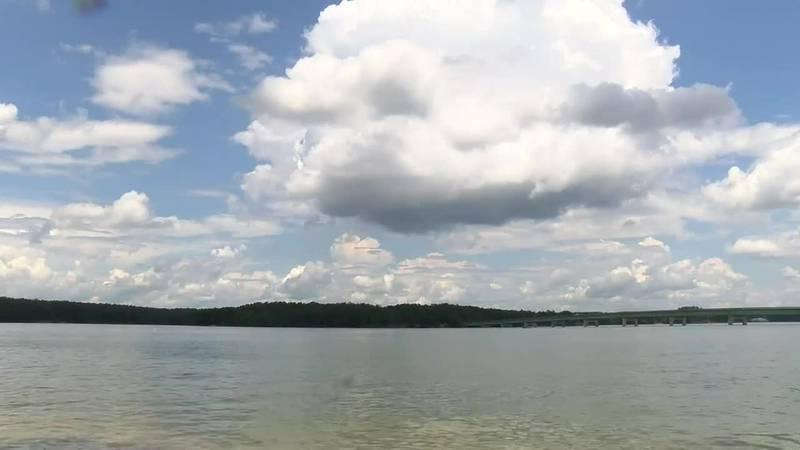 Lake Martin's draining process will begin Oct. 15 this year.