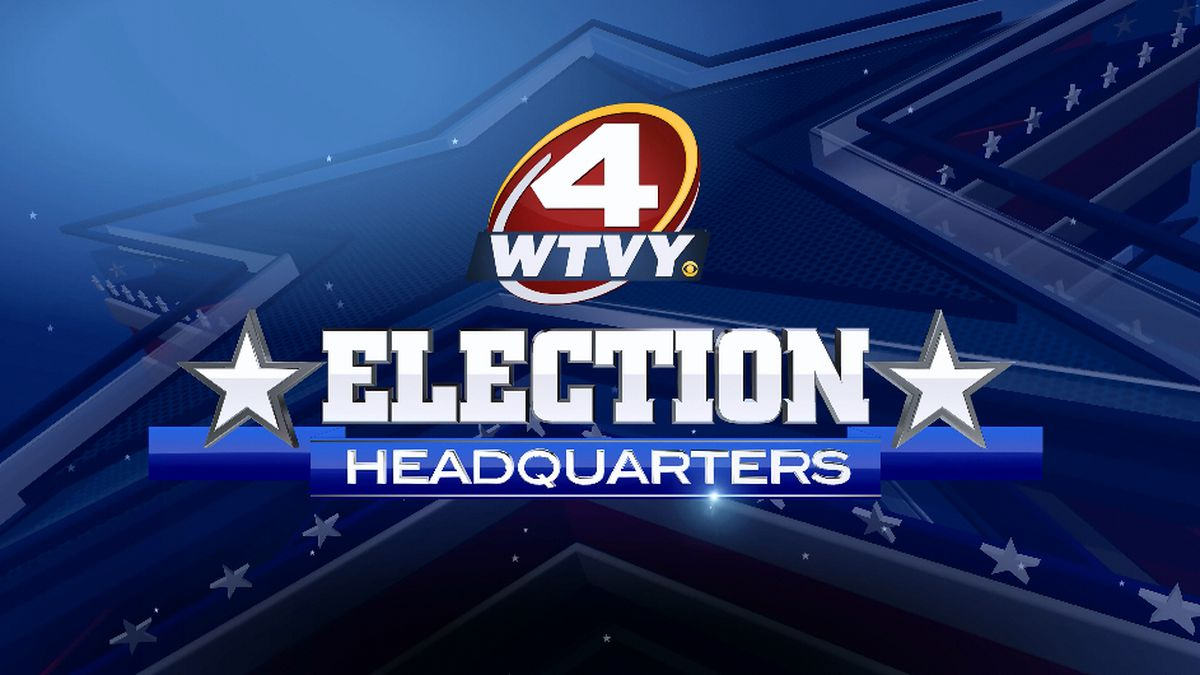 WTVY Election Headquarters