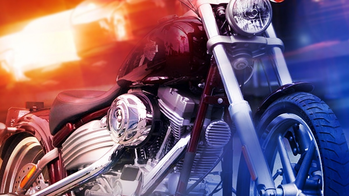 Both the driver and passenger on the motorcycle were transported to a local hospital with...