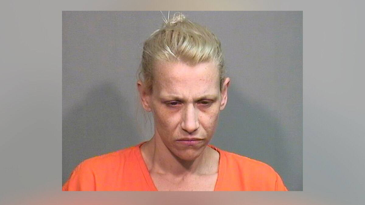"""This undated photo provided by the McHenry County Sheriff's Department in Woodstock, Ill., on Thursday, April 25, 2019 shows JoAnn Cunningham. Cunningham and Andrew Freund Sr., have been charged in the murder of their five year-old son, Andrew """"AJ"""" Freund. A criminal complaint filed Thursday, April 25, 2019, outlines first-degree murder, aggravated battery and several other charges against the couple. A judge set bail at $5 million for each parent."""