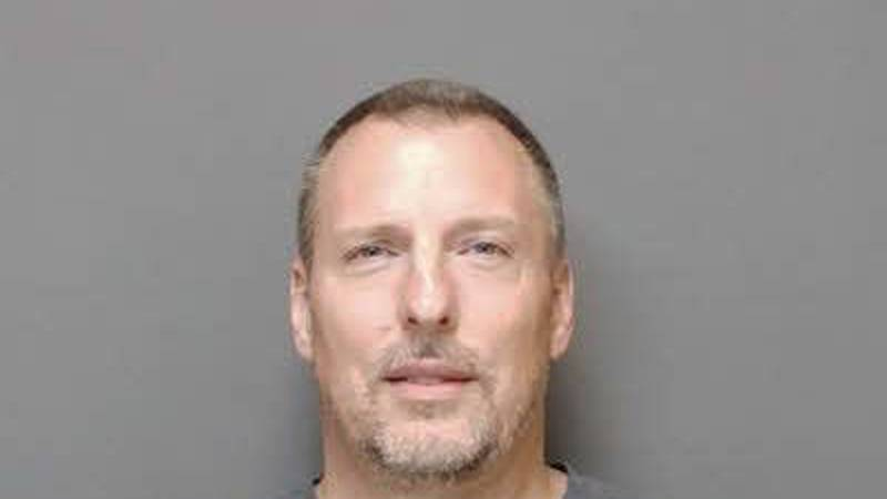 Paul Meadows booking photo from June 22, 2021