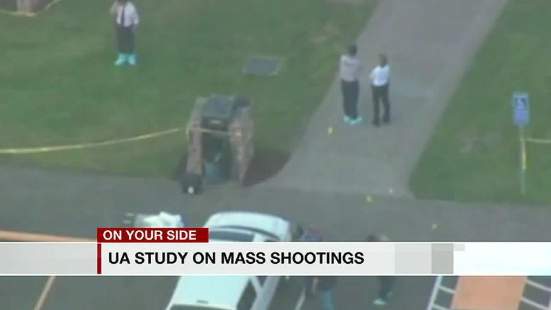 Why does the U.S. have so many mass shootings?