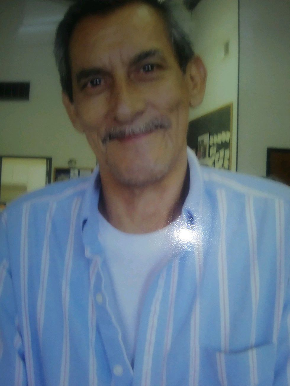 Stephan Morales was 71 when he died on April 16 after contracting COVID-19 while living in a nursing home. His sister Delia Satterwhite suspects that his passing isn't included in the official death toll in nursing homes because of government guidelines that allow nursing homes to only tally cases that happen after May 7.