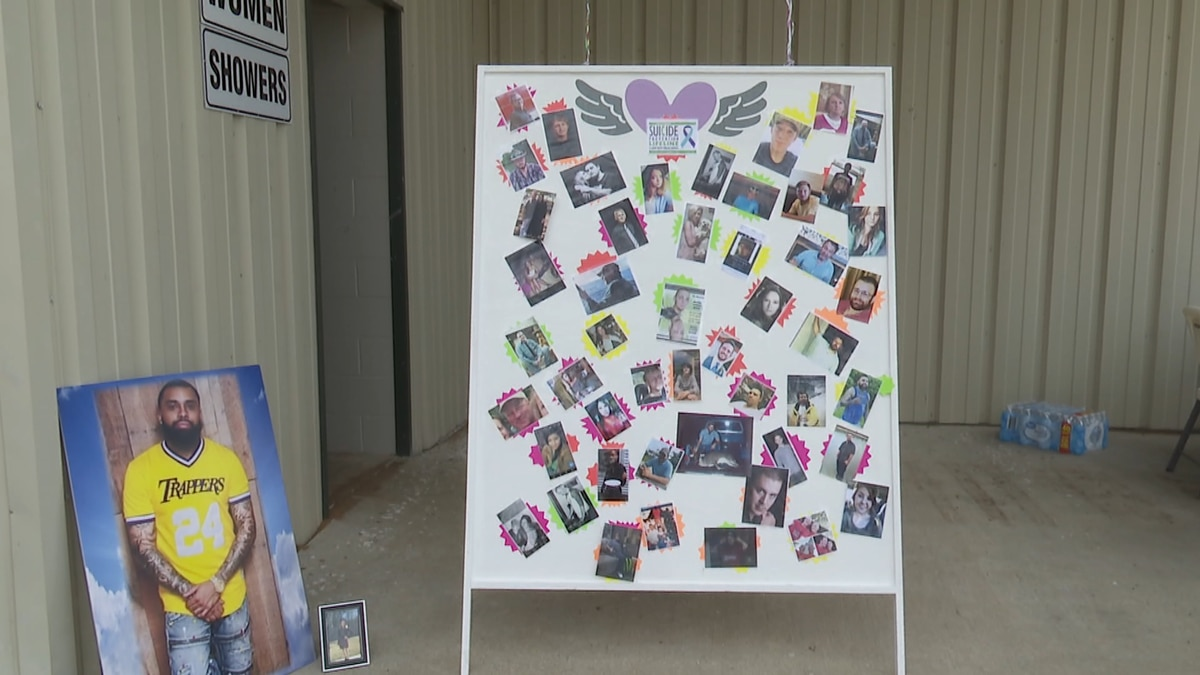 People of all ages gathered at the fairgrounds today on a mission: to take a step out of the...