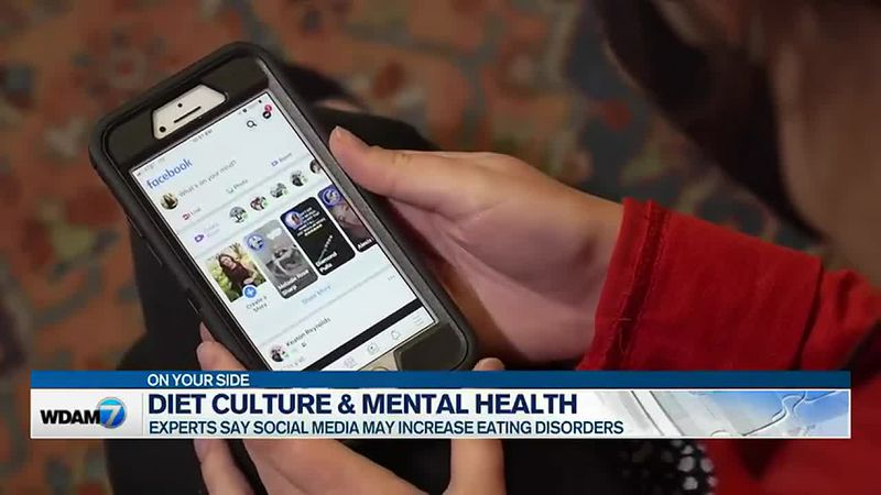 Officials say connection between social media and eating disorders is likely