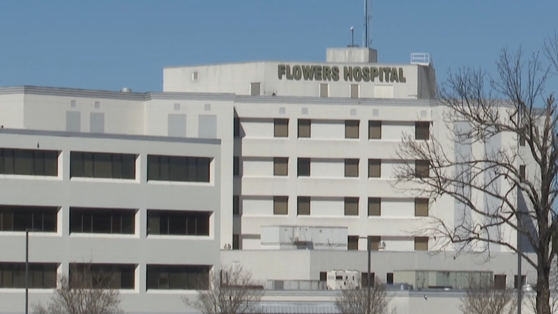 Flowers Hospital is looking to hire.