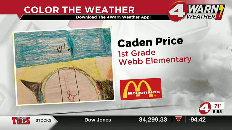 Color The Weather 6-16