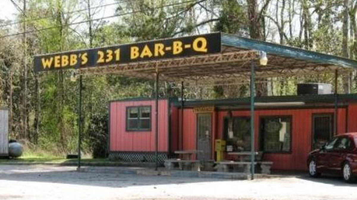 Webb's 231 BBQ closed on Saturday for the final time.
