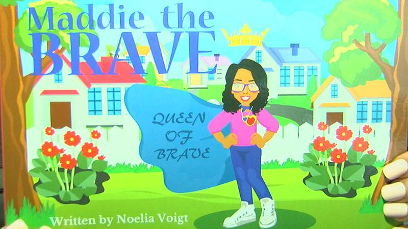 Although Maddie is the center and character for her book, this story is not about her tragic...
