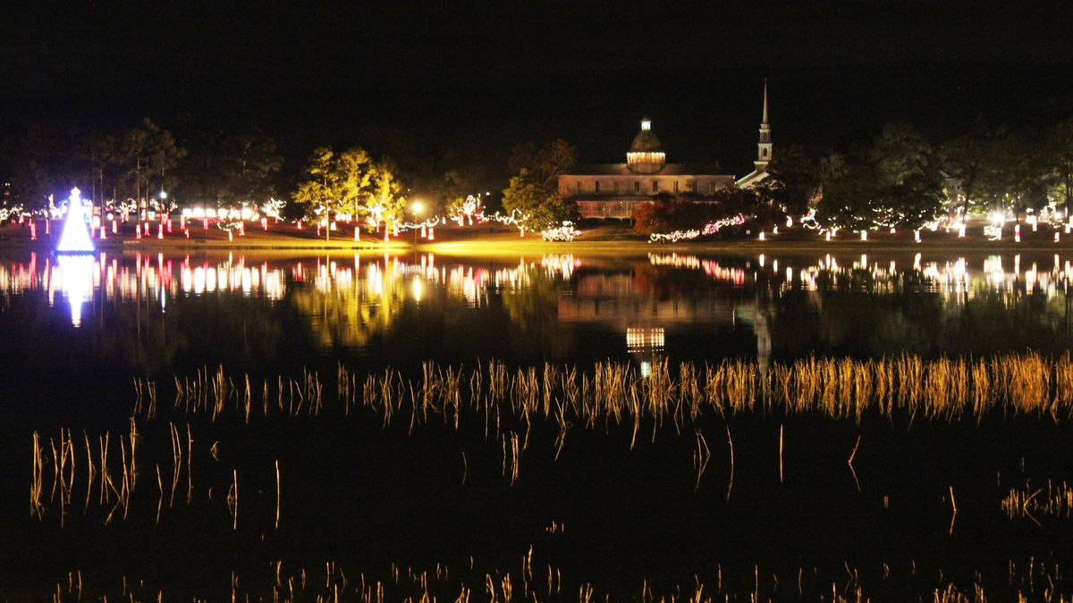 Christmas Reflections 2020 Plans Set for Defuniak Springs Christmas Reflections Light Show 2020