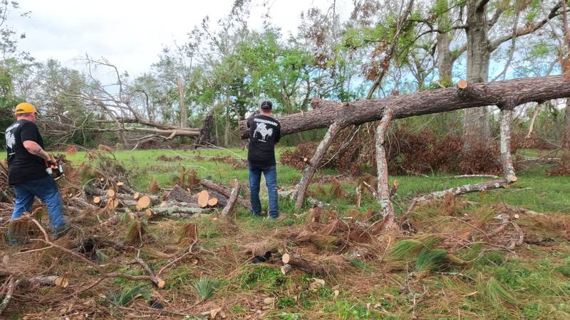 Mission 850 has been providing Hurricane Michael relief for affected areas in the Florida...