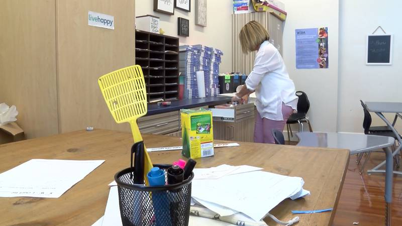 Alabama teachers are happy to see more funding approved for school supplies so they don't have...