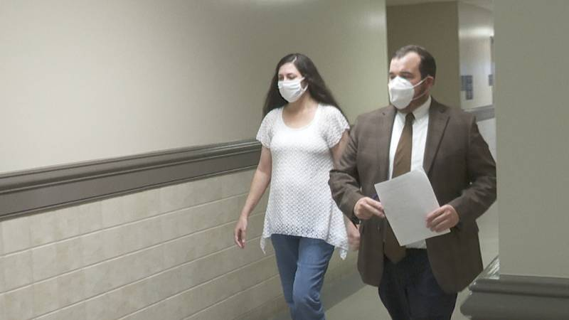 Melinda King pleaded guilty to a manslaughter charge involving the death of her two-year-old...