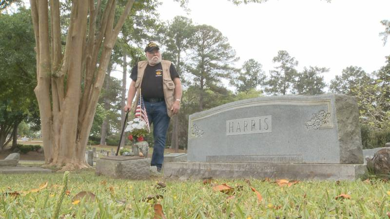 Every year, a Tallahassee man killed in action 49 years ago is honored with a graveside...