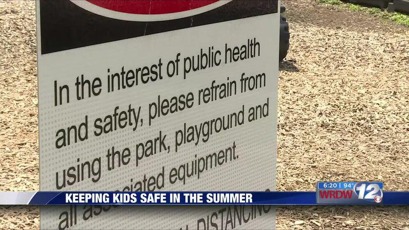 Keeping kids safe this summer