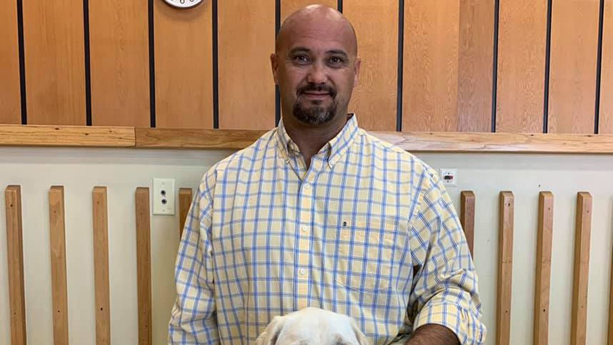 Wendell, under the leadership of his handler, Shawn Bentley, will assist children who are...