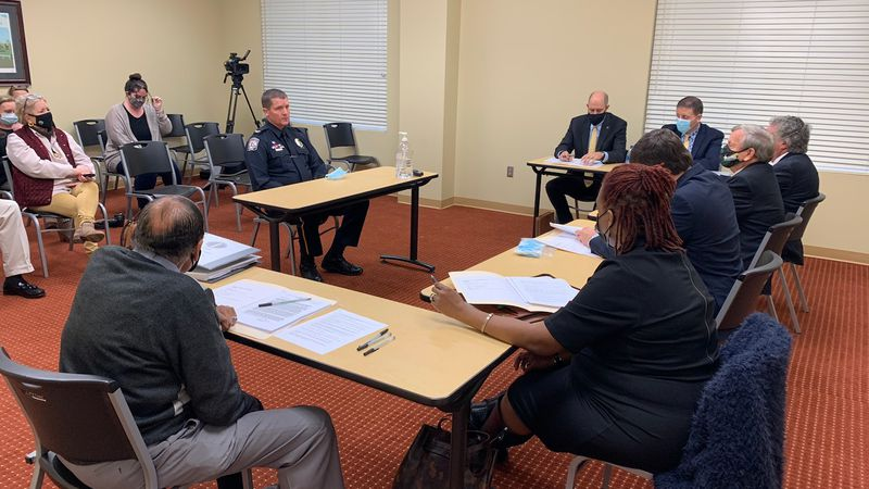 Enterprise Council interviewing for police chief