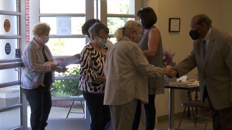Enterprise Senior Center reopens
