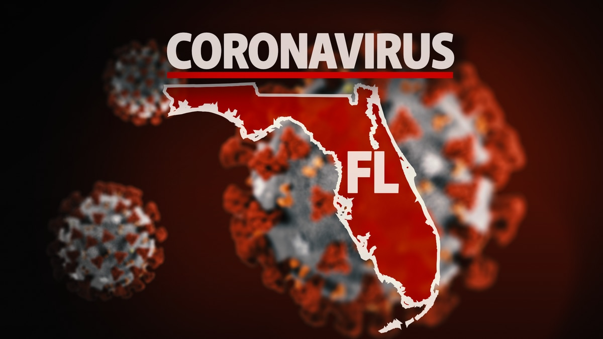 The Florida Department of Health has released the latest coronavirus COVID-19 numbers for Thursday.