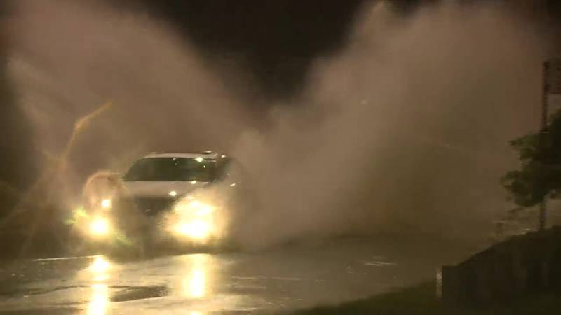 Many cars were impacted by the flooding across central Alabama on Wednesday night, so what...