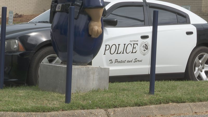 A Dothan police officer resigns after breaking into a home.