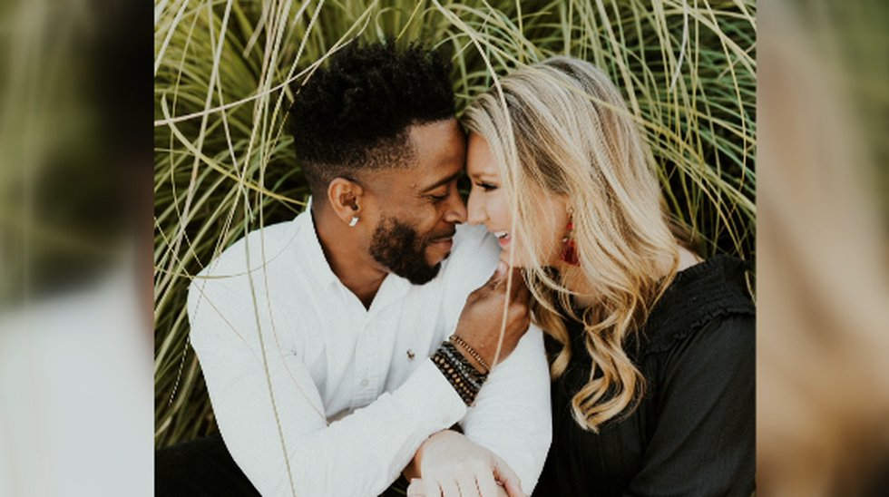 Kara Smith and her fiancé Jabari Temple are among many couples tying the knot this year.