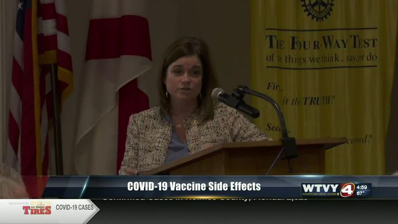 COVID-19 vaccine info