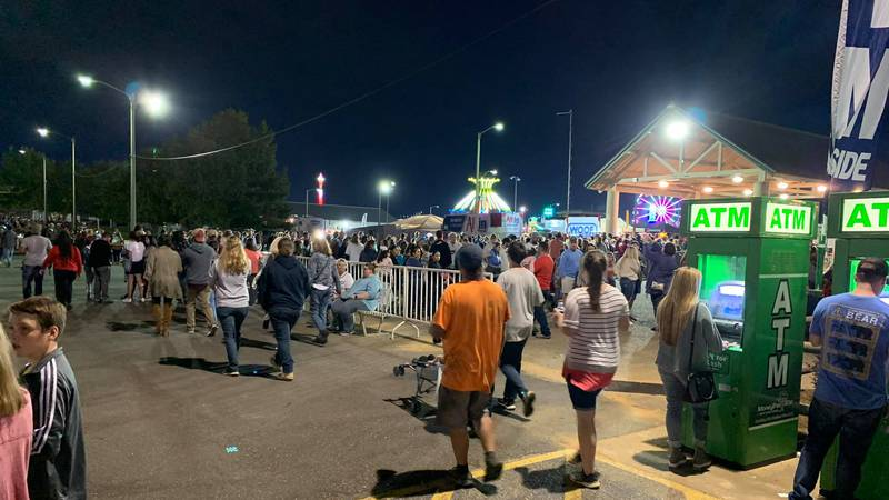 If you want to go to the National Peanut Festival the best time to get an entry ticket or an...