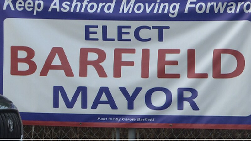 Mayor Carole Barfield Wins