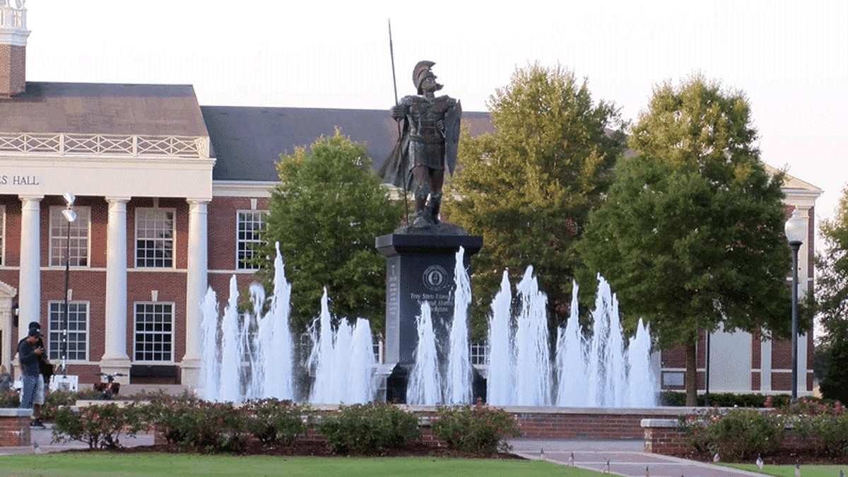 File Photo: TROY University (Source: WSFA)