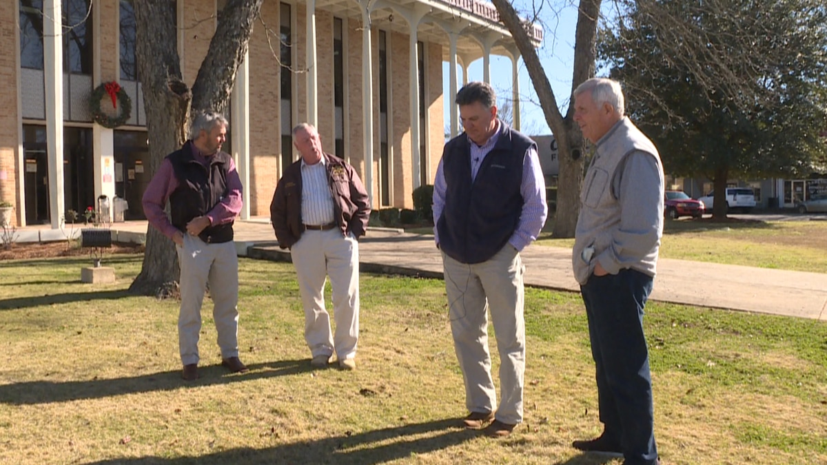 Abbeville mayor Jimmy Money knows first-hand what its like to have the virus. He's still...